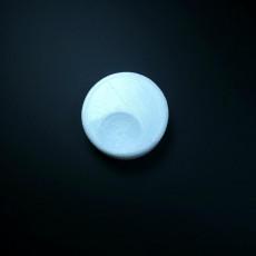 Picture of print of prusa I3 MK3 thumb knob