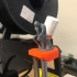 PRUSA i3 MK3 Topper - The Thinker (Scan the World REmix) image