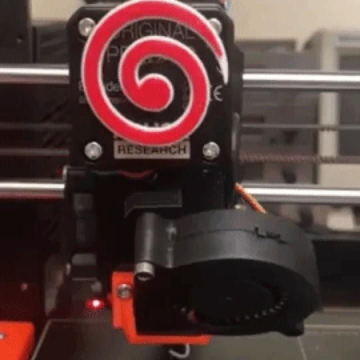 Spiral Rotation Indicator