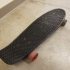 3D Printed Electric Skateboard image