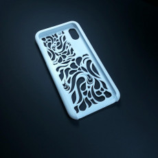 Picture of print of iPhone X Case