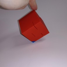 Picture of print of Cube