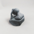 Three Wise Monkeys: Mizaru Sculpture image
