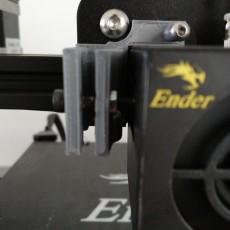 Creality Ender3 Pen Holder - No extruder disasembly