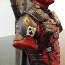 Picture of print of Deadpool Bust (Remastered Supportless Edition) 这个打印已上传 Chad E Wampler