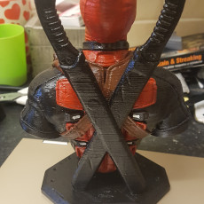 Picture of print of Deadpool Bust (Remastered Supportless Edition) 这个打印已上传 James Bourne