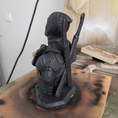 Picture of print of Deadpool Bust (Remastered Supportless Edition) 这个打印已上传 Joao Pardinha