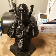 Picture of print of Deadpool Bust (Remastered Supportless Edition) 这个打印已上传 Thelvaen Mandel