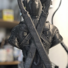 Picture of print of Deadpool Bust (Remastered Supportless Edition)