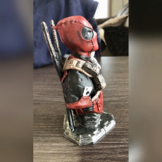 Picture of print of Deadpool Bust (Remastered Supportless Edition) 这个打印已上传 Xavi Vidal Aparici