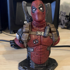 Deadpool Bust (Remastered Supportless Edition)