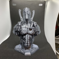 Picture of print of Deadpool Bust (Remastered Supportless Edition) 这个打印已上传 Brian Maxwell