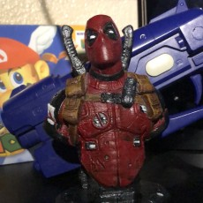 Picture of print of Deadpool Bust (Remastered Supportless Edition) 这个打印已上传 Mariano G