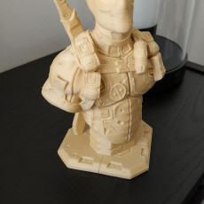 Picture of print of Deadpool Bust (Remastered Supportless Edition) 这个打印已上传 MATTHIEU