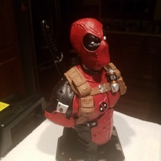 Picture of print of Deadpool Bust (Remastered Supportless Edition) 这个打印已上传 David Basile