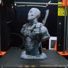 Picture of print of Deadpool Bust (Remastered Supportless Edition) 这个打印已上传 Bart Tangermann