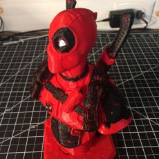 Picture of print of Deadpool Bust (Remastered Supportless Edition) 这个打印已上传 Mark Brown