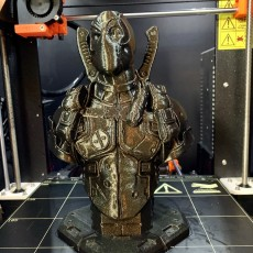 Picture of print of Deadpool Bust (Remastered Supportless Edition) 这个打印已上传 Matt Edwards