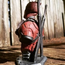 Picture of print of Deadpool Bust (Remastered Supportless Edition) 这个打印已上传 Greyson Lee