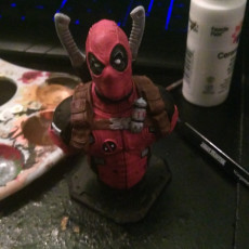 Picture of print of Deadpool Bust (Remastered Supportless Edition) 这个打印已上传 Sam Floyd