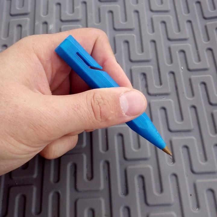 a designer pen
