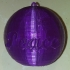 Christmas Peace Ornament Decoration image