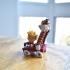 Calvin & Hobbes:  Wagon image