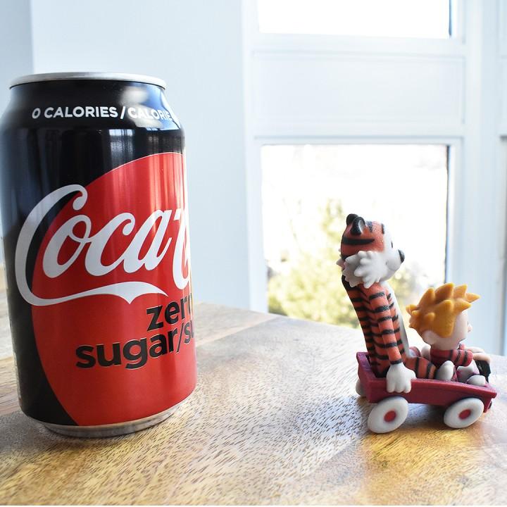 Calvin & Hobbes:  Wagon