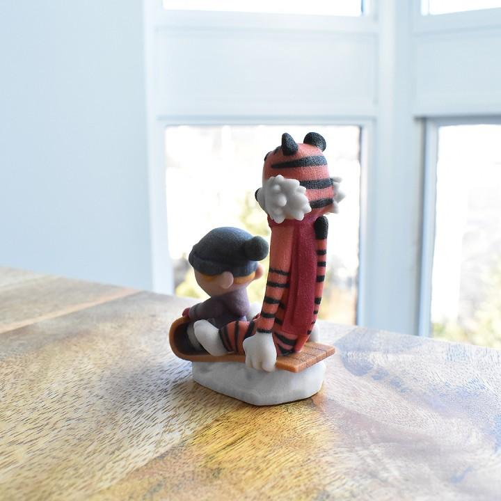 Calvin & Hobbes:  Winter Edition