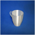flower pot in the shape of a cup image