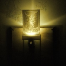 St. Michael Night Light