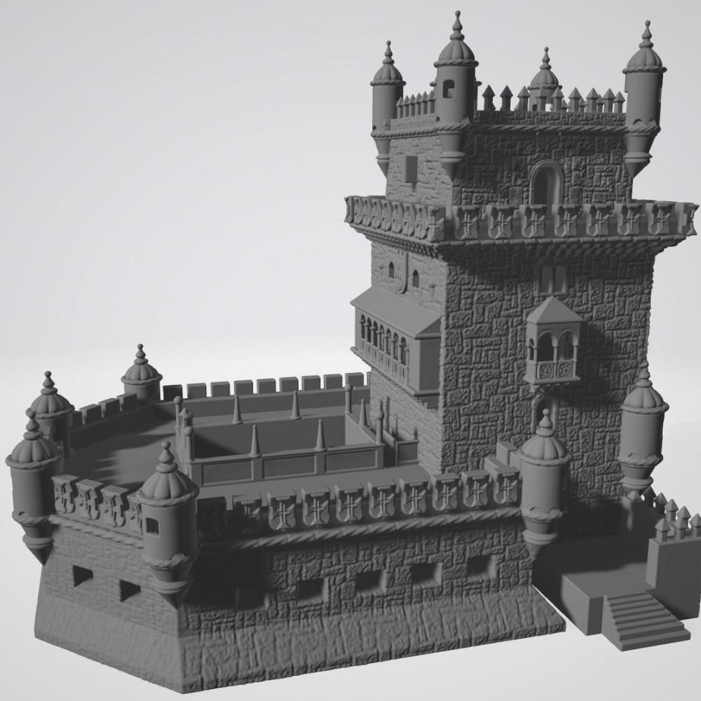 1000x1000 torre