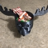 National Lampoons Christmas Vacation Moose Cup image