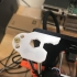 PRUSA I3 MK3 Z-Axis Top with SD-Card and Nozzle Holster image