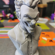Picture of print of Joker bust 这个打印已上传 FRANCOME GAETAN