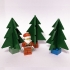 Christmas Tree (LEGO® Compatible) #BrickmasTree image