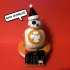 Christmas Sphero BB-8 Santa Hat image
