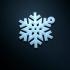 snowflake ornament image