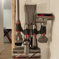 Picture of print of Dyson v10 Accessorie Holder