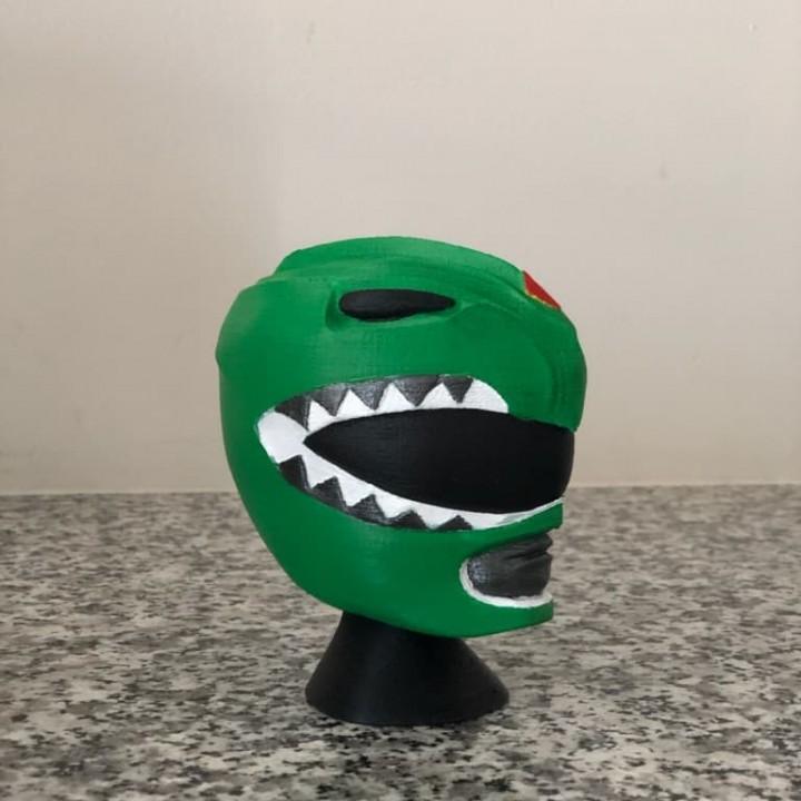 Green Power Rangers