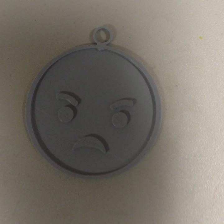 Angry Emoji