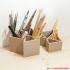 "Simplest print - ""Handy"" - desk organizer image"