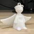 Christmas Angel Ornament image