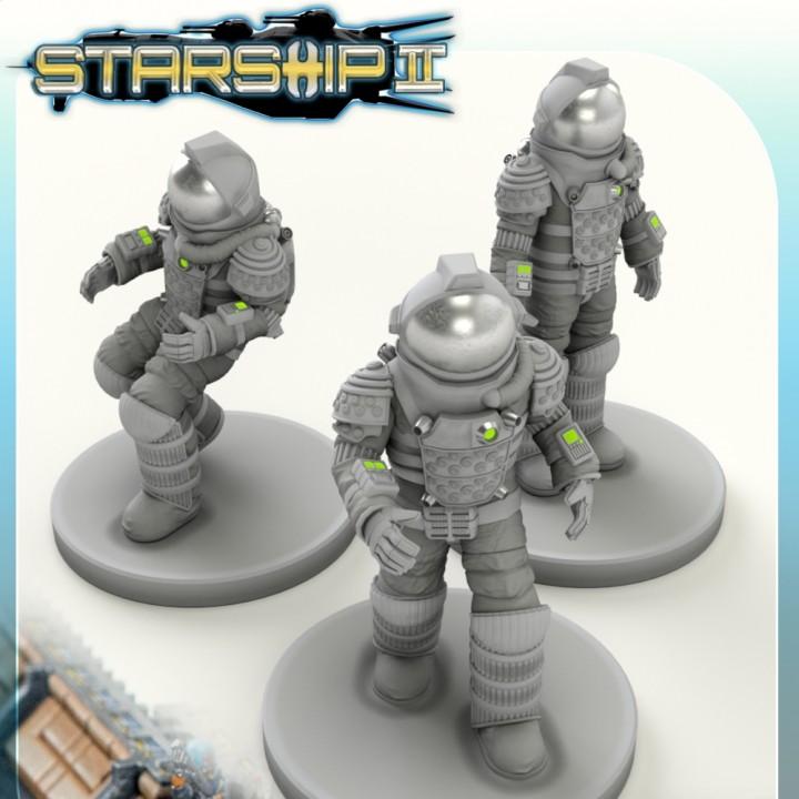 Spacesuit Pack