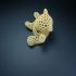 3D printed bear image