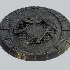 Maker Coin - Eye of Agamotto
