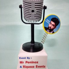Customised Microphone