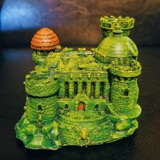 Picture of print of GraySkull Castel