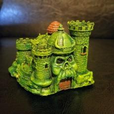 Picture of print of GraySkull Castel