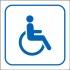 simbolo de discapacitado image